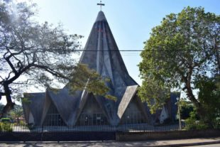 A Church in Maputo